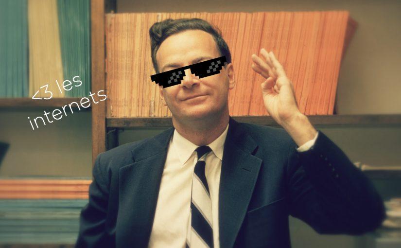 """<span class=""""entry-title-primary"""">Being a digital Feynman</span> <span class=""""entry-subtitle"""">L'importance du partage et de faire résonner sa voie</span>"""